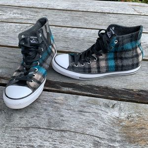 Converse Woolrich edition shoes